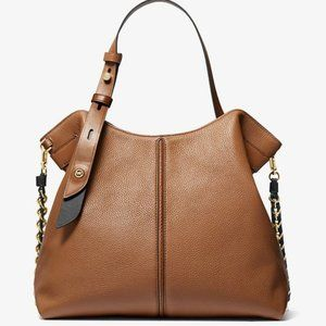 MICHAEL KORS DOWNTOWN ASTER SHOULDER BAG